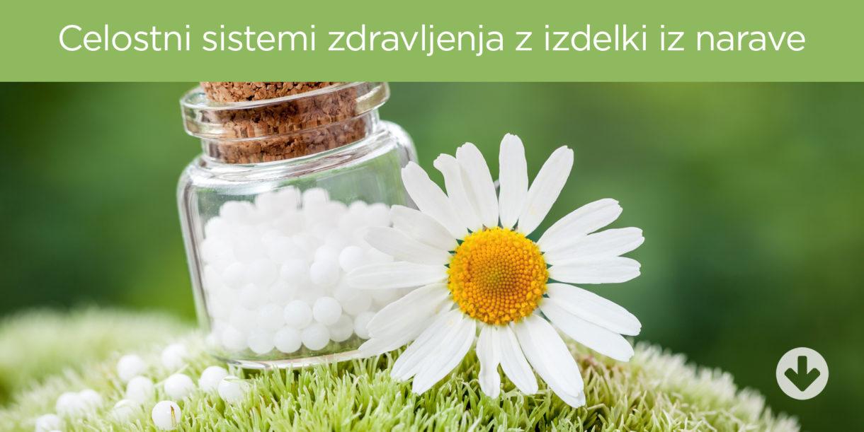 Celostni sistemi zdravljenja z izdelki iz narave